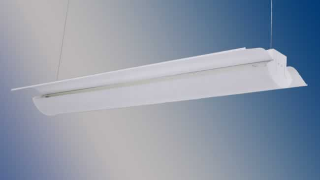 Fluorescent Hanging Lamp (HALO-MX891)