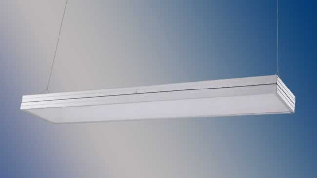 Fluorescent Hanging Lamp (HALO-BR-MX807)