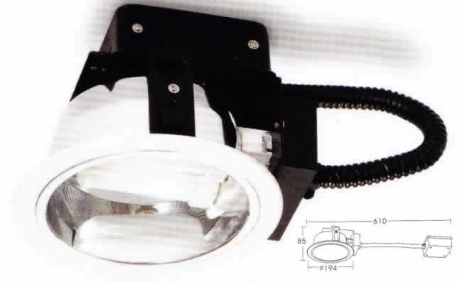 Downlight Horizontal Recessed Mounted (HALO-HM-GD330)