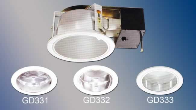 Downlight Horizontal Recessed Mounted (HALO-HM-GD331-334)