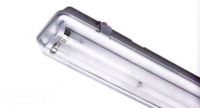 Weatherproof / Dustproof Luminaire (HALO-HLT8)