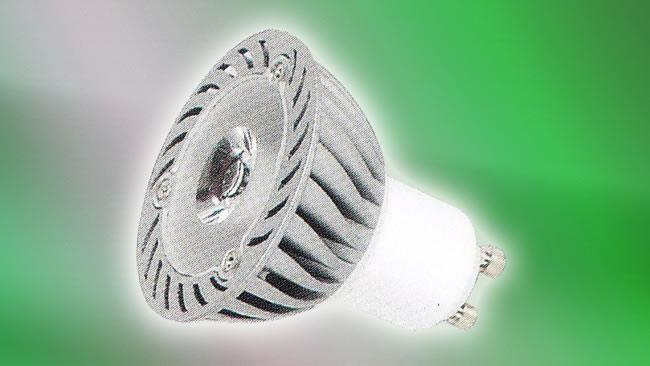 LED Pin Type GU10 (HALO-FL-001)