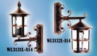 Wall Lamp (HALO-WL-3131L-A14 WL-3132L-A14)